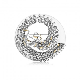 THE TAILOR BROOCH